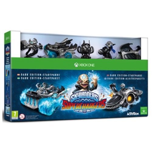 Skylanders Superchargers Dark Edition Xbox One Game