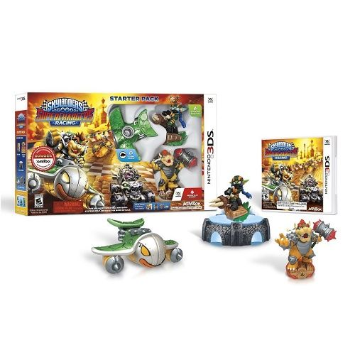 Skylanders Superchargers Starter Pack 3DS Game