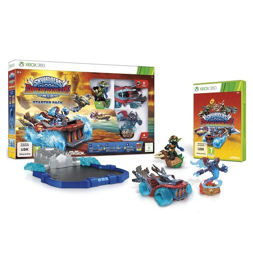 Skylanders Superchargers Starter Pack Xbox 360 Game