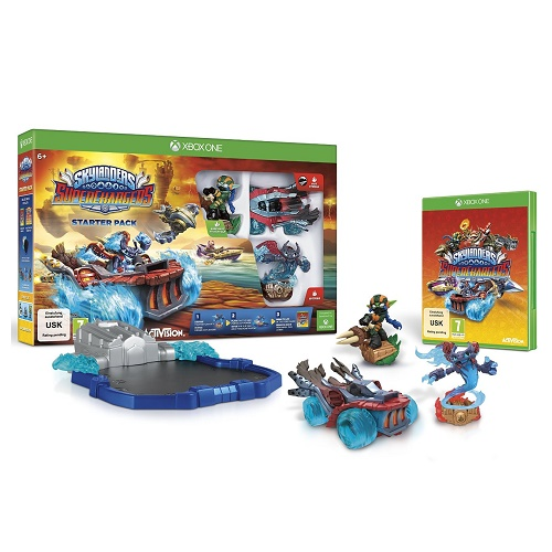 Skylanders Superchargers Starter Pack Xbox One Game