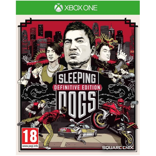 Sleeping Dogs Definitive Edition Xbox One Game