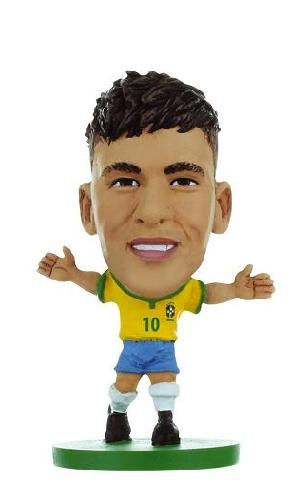 Soccerstarz Brazil Neymar Jr Home Kit