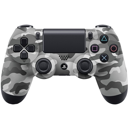 Sony DUALSHOCK 4 Controller Urban Camouflage PS4