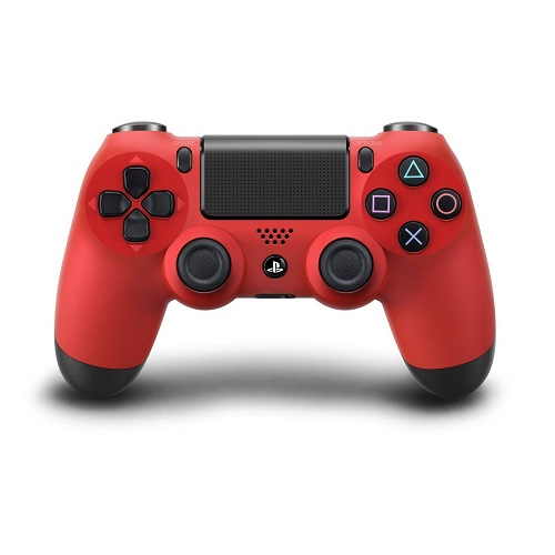 Sony Playstation Dualshock 4 Controller Red PS4