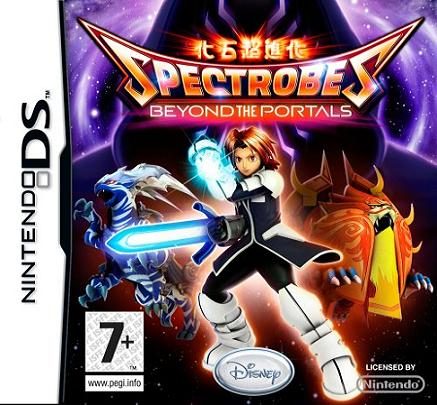 Spectrobes Beyond the Portals Nintendo DS Game