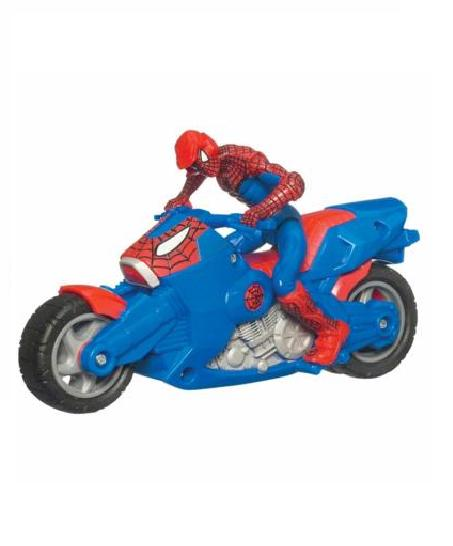 Spiderman ZoomnGo Vehicles (93572) - Toys