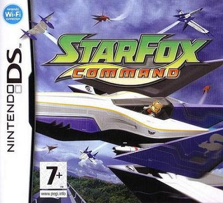 Star Fox Command Nintendo DS Game