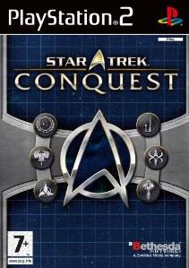 Star Trek Conquest PS2 Game
