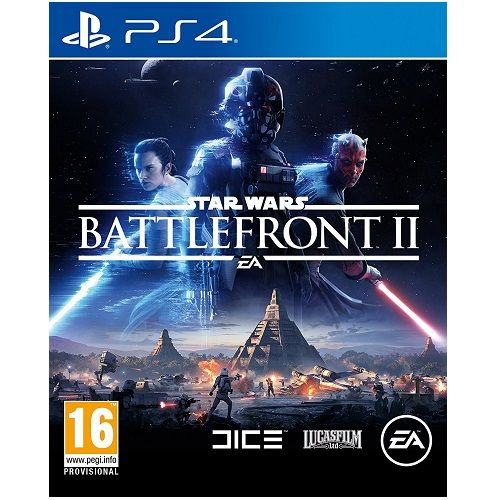 Star Wars Battlefront 2 PS4 Game
