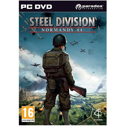 Steel Division Normandy 44 PC Game