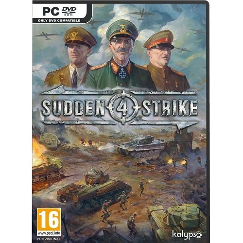 Sudden Strike 4 PC Game