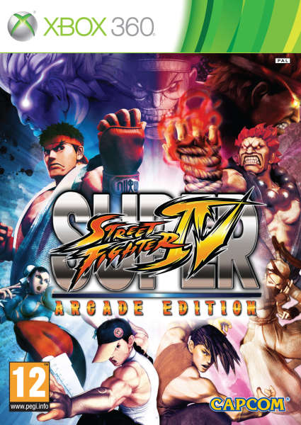 Super Street Fighter IV Arcade Edition | Xbox 360