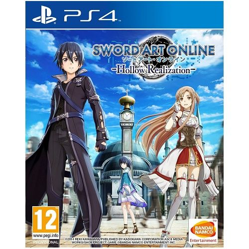 Sword Art Online Hollow Realization PS4 Game