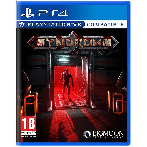 Syndrome [PSVR Compatible] PS4 Game