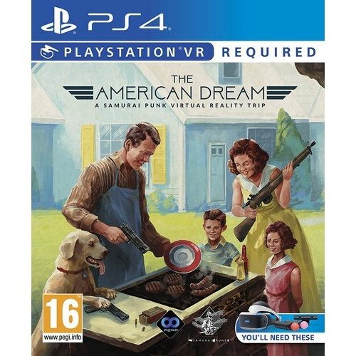 The American Dream [PSVR Required] PS4 Game