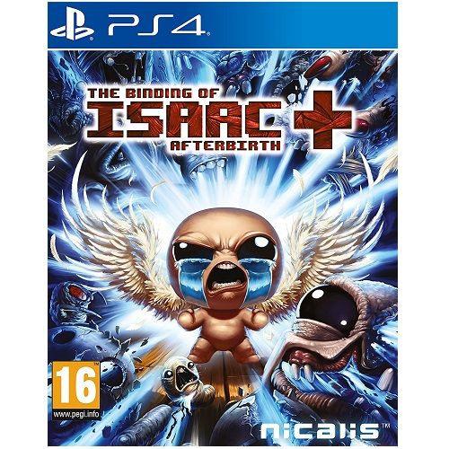 The Binding of Isaac: Afterbirth + PS4 Game