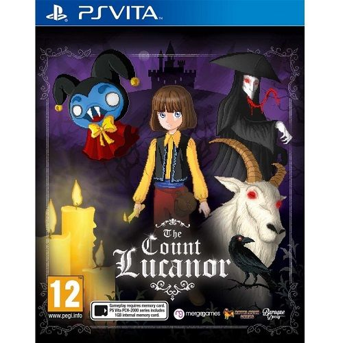The Count Lucanor PS Vita Game