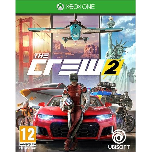 The Crew 2 Xbox One Game