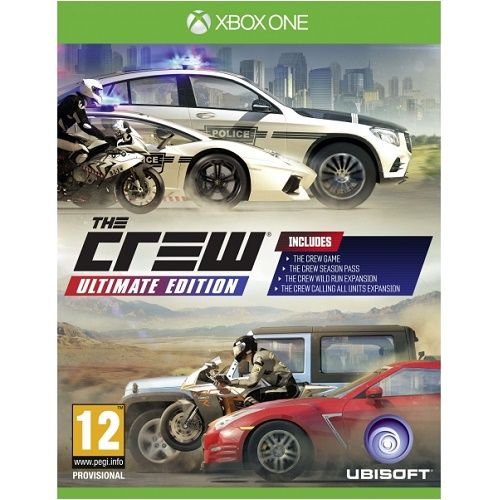 The Crew Ultimate Edition Xbox One Game