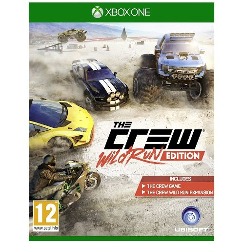 The Crew Wild Run Edition Xbox One Game