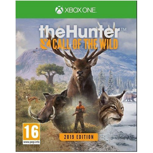 The Hunter Call of the Wild 2019 Edition Xbox One Game