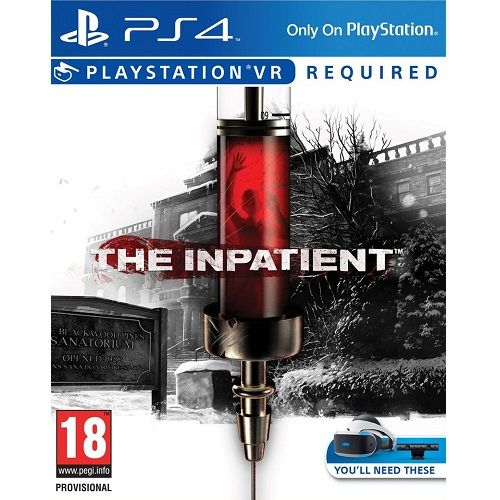 Buy The Inpatient [PSVR required] PS4 | Gamereload