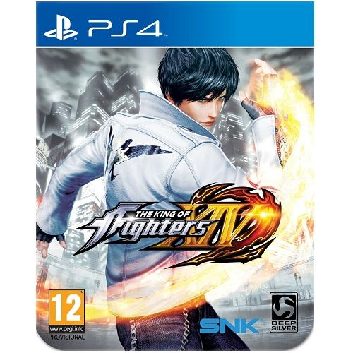 The King of Fighters XIV PS4 Game