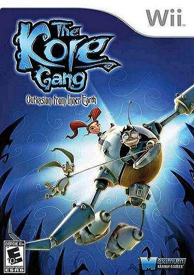The Kore Gang Nintendo Wii Game