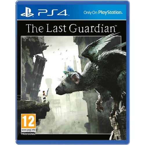The Last Guardian Special Edition PS4 Game