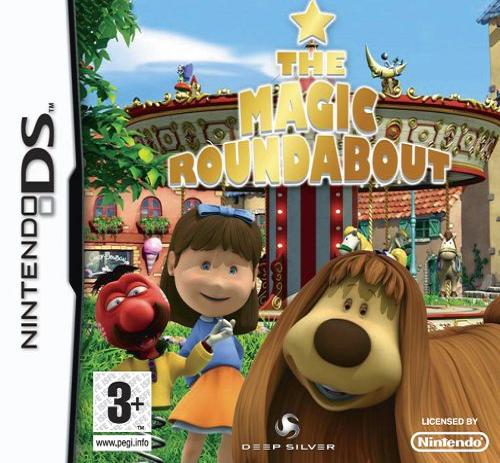 The Magic Roundabout Nintendo DS Game