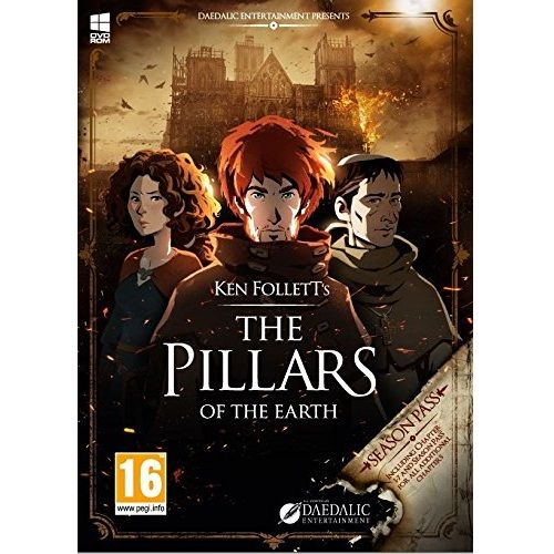 The Pillars of the Earth PC Game