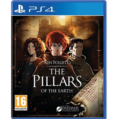 The Pillars of the Earth PS4 Game
