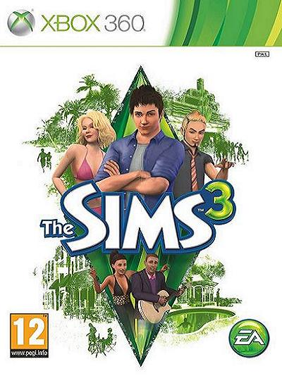 The Sims 3 [Classics] Xbox 360 Game