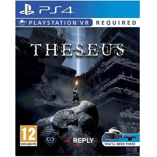 Theseus [PSVR Required] PS4 Game
