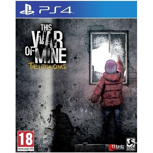 This War of Mine The Little Ones PS4 Game