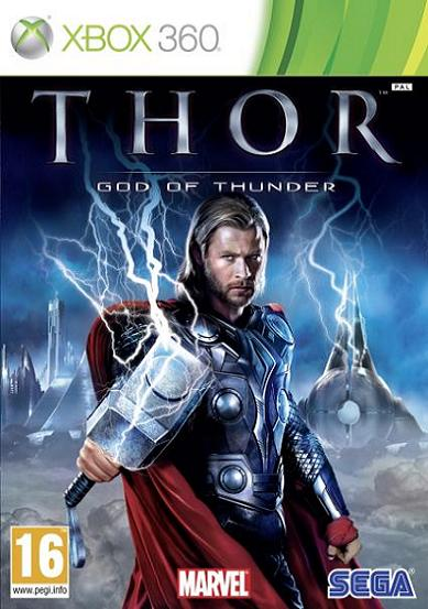 Thor The Video Game Xbox 360 Game