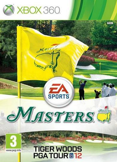 Tiger Woods PGA Tour 12 The Masters Xbox 360 Game