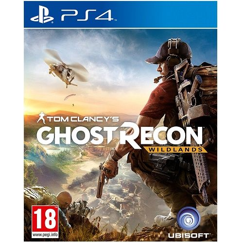 Tom Clancys Ghost Recon Wildlands PS4 Game