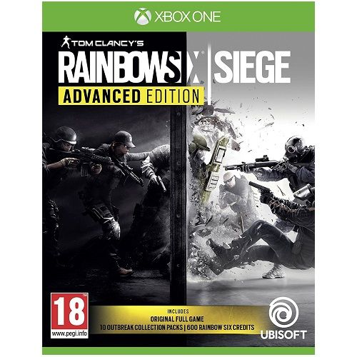 Rainbow Six Siege Advanced Edition on Xbox One | Gamereload