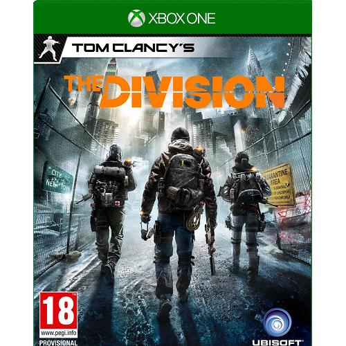 Tom Clancys The Division Xbox One Game