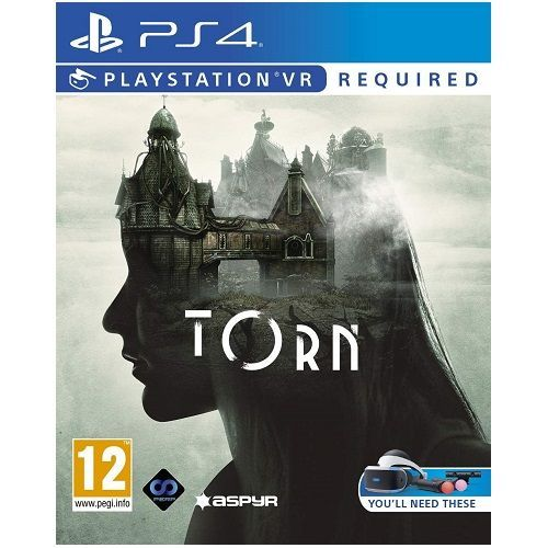 Torn [PSVR required] PS4 Game