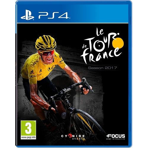 Tour de France 2017 PS4 Game
