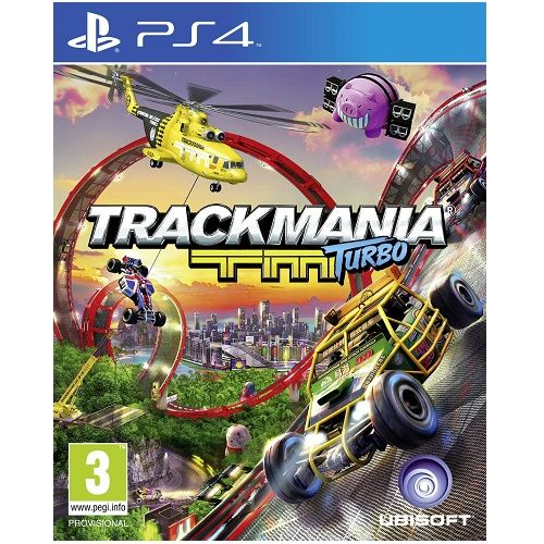 Trackmania Turbo PS4 Game