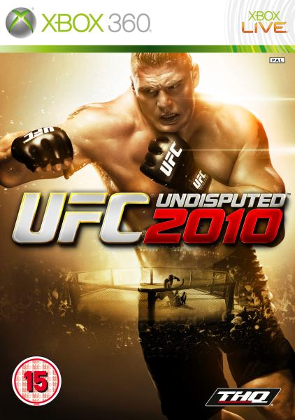 UFC Undisputed 2010 Xbox 360 Game