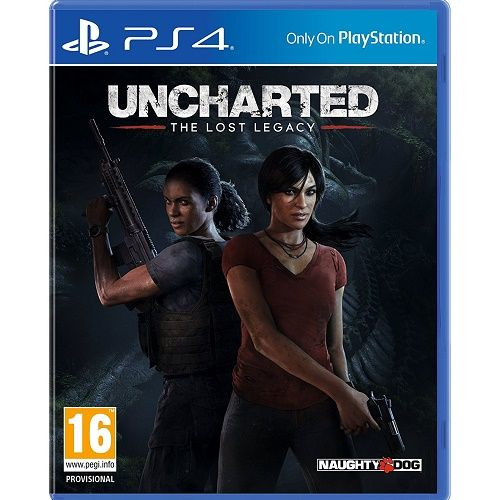 Uncharted The Lost Legacy PS4 Game