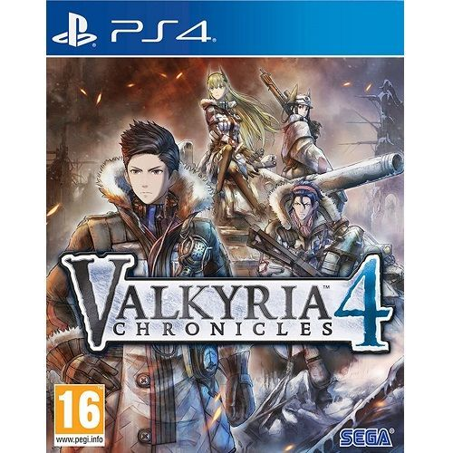 Valkyria Chronicles 4 PS4 Game