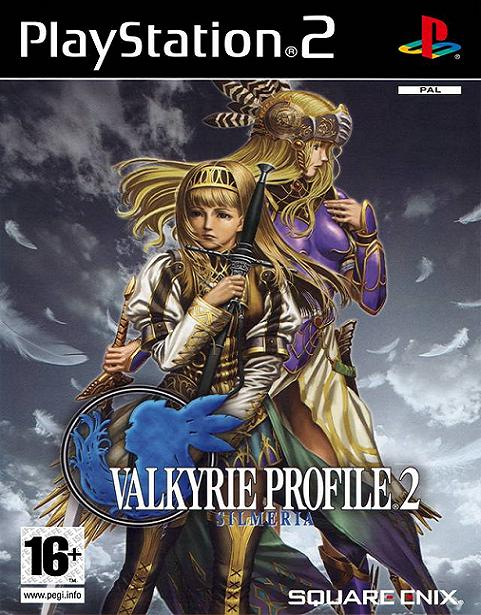 Valkyrie Profile 2 Silmeria PS2 Game