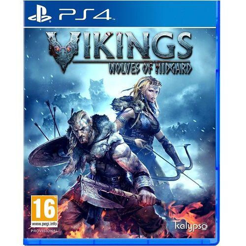 Vikings Wolves of Midgard PS4 Game