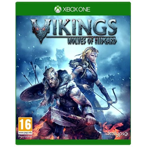 Vikings Wolves of Midgard Xbox One Game