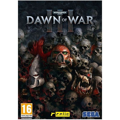Warhammer 40,000 Dawn of War 3 PC Game